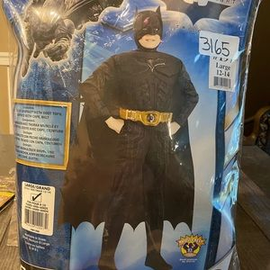 Batman child costume Large 12-14